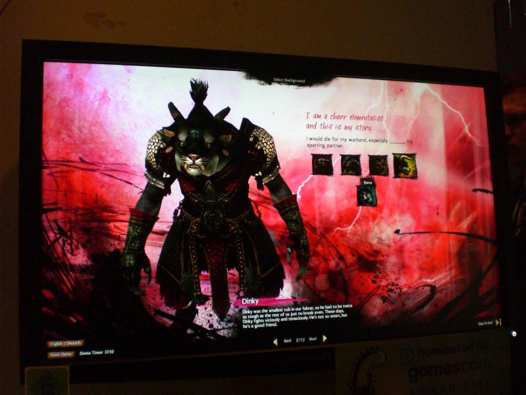 Guild Wars 2 Guildwars2-creation